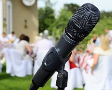 Using the Right Humour in a Wedding Speech