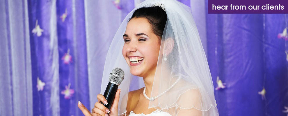 brides wedding speeches